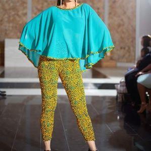Ankara Pants Set